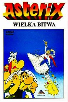 Wielka bitwa Asteriksa / Asterix and the Big Fight (1989)