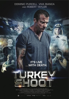 Turkey Shoot (2014) 90 min  |  Action
