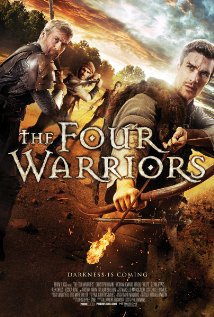 The Four Warriors (2015) PG-13  |  Adventure