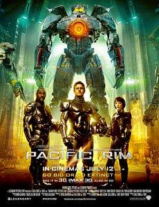 Pacific Rim (2013) PL
