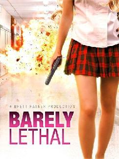 Zabójcza / Barely Lethal (2015) PL
