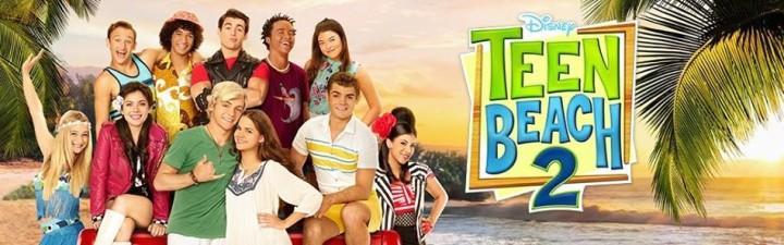 Teen Beach 2 (2015) PLDUB.WEB-DL.XViD-TiFF