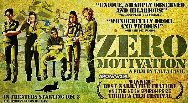 Zero Motivation / Zero motywacji (2014)