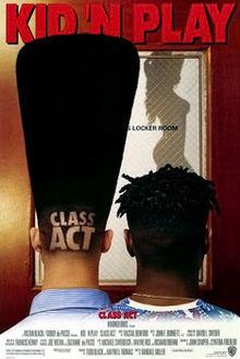 Szkolne Świrusy / Class Act (1992) DVDRip XviD-TiFF [Lektor PL]