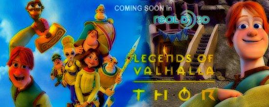 Legends of Valhalla: Thor / Thor ratuje przyjaciół