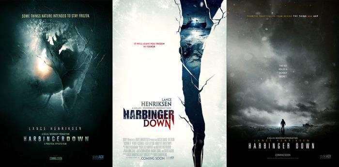 Krwawy Okręt / Harbinger Down