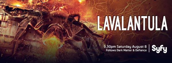 Lavalantula / Lawalantula