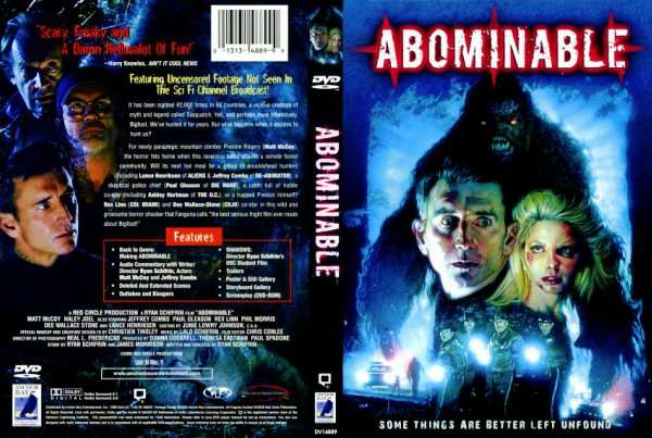 Abominable / Monstrum z lasu