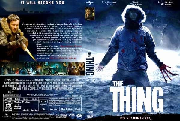 The Thing / Coś (2011) PL BRRip XviD-B89 / LEKTOR PL