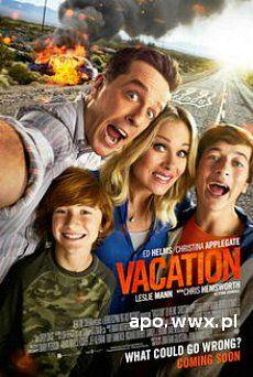 Vacation / W nowym zwierciadle: Wakacje 2015