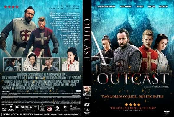 Outcast / Banita (2014) PL