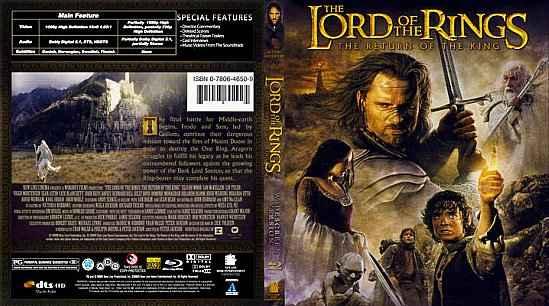 Władca pierścieni: Powrót króla (2003)