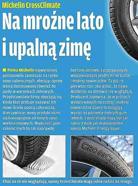 Michelin CrossClimate LUBLIN