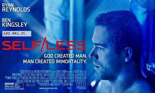 Klucz do wieczności / Self/less / Selfless (2015) PL
