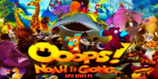All Creatures Big and Small / Ups! Arka odpłynęła (2015) PLDUB 480p BRRiP XViD AC3-K12 / Dubbing pl