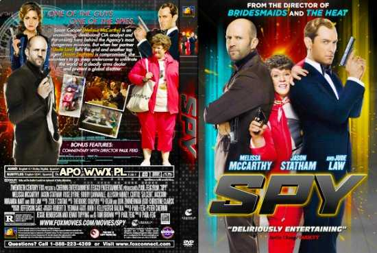 Spy / Agentka