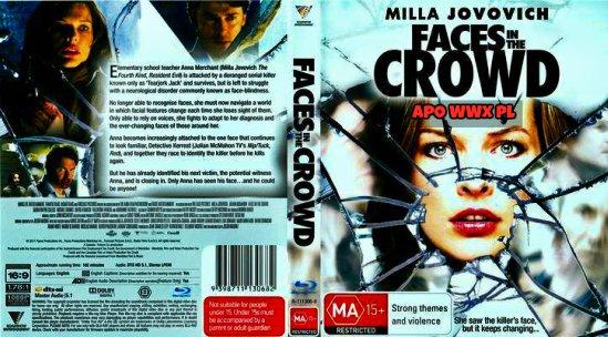 Twarze w tłumie / Faces in the Crowd (2011) PL 480p BRRip AC3 XviD-TiFF / Lektor PL
