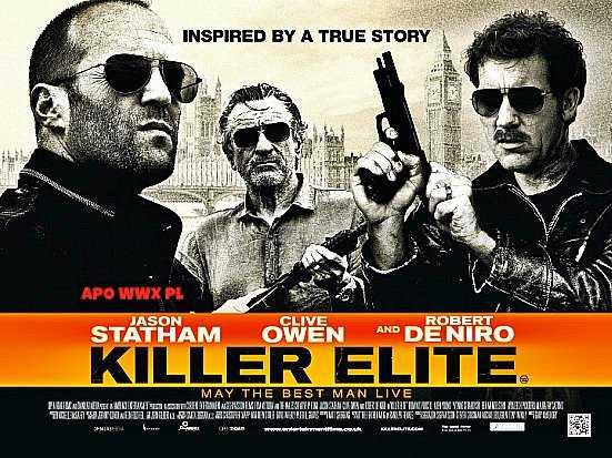 Elita zabójców / Killer Elite (2011) PL 480p BRRip AC3 XviD-RAiDER / Lektor PL