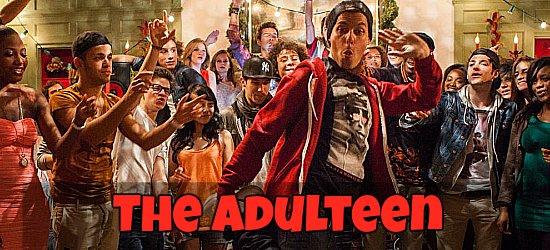 Dojrzewanie z poślizgiem / The Adulteen (2013) PL BRRip XviD-KiT / Lektor PL