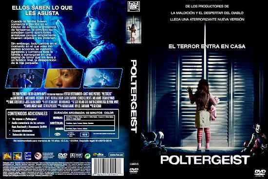 Poltergeist (2015) PL TC BDRip Xvid-TiFF / Lektor PL