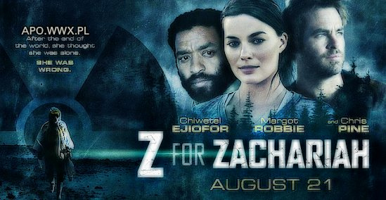 Z for Zachariah (2015) PL