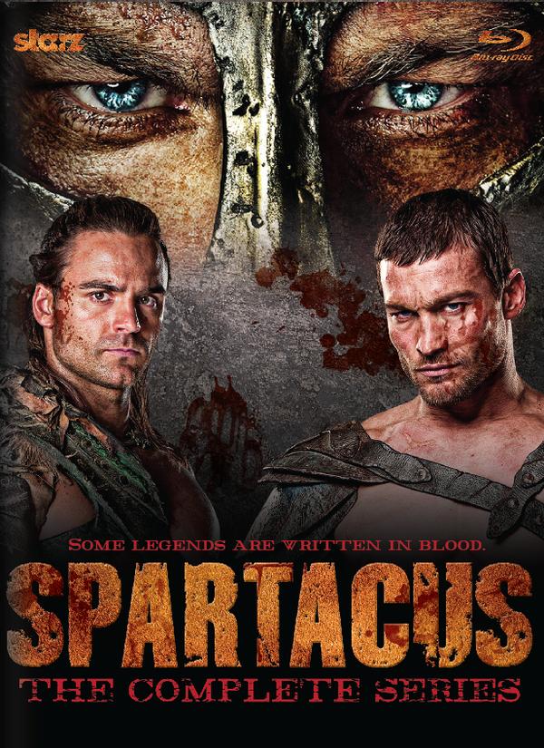 spartakus bogowie areny lektor pl