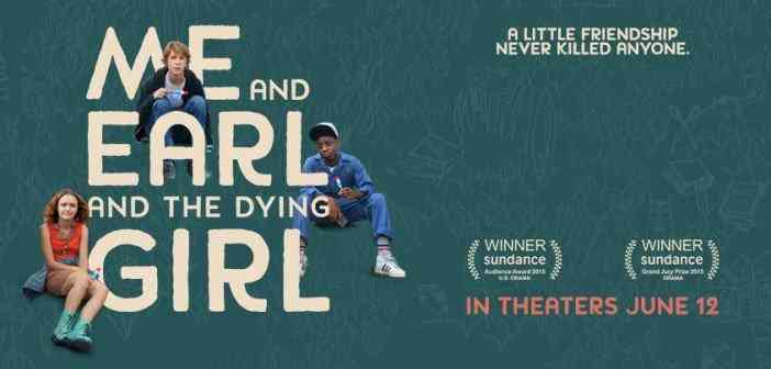 Me and Earl and the Dying Girl / Earl i ja, i umierająca dziewczyna