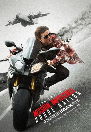 Mission: Impossible ? Rogue Nation / Mission Impossible 5 (2015) PLSUBBED HDRip XviD-TiFF