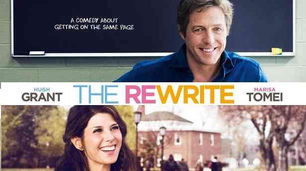The Rewrite / Scenariusz na Miłość (2014)