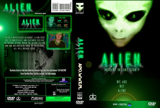 Porwani przez obcych / Alien Abduction: Incident in Lake County (1998)