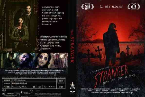 The Stranger 2014 BDRip x264-ROVERS