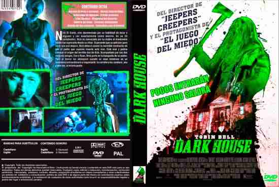 Mroczny dom / Dark House / Haunted (2014) PL.BRRip.XviD-KiT / Lektor pl