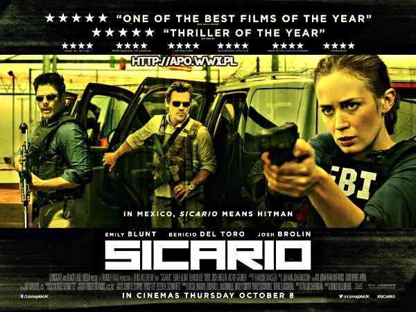 Sicario 2015