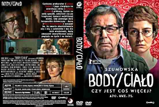 Body/Ciało (2015) PL DVDRip XviD-KiER / Film Polski