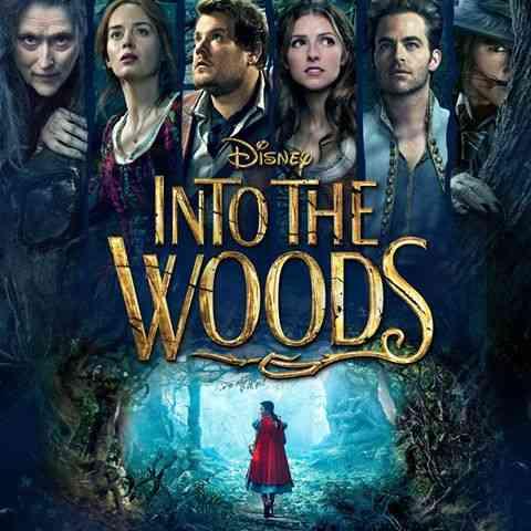 Tajemnice lasu / Into the Woods (2014) PL BDRip XviD-KiER / Lektor PL