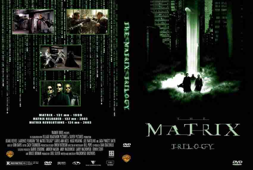 The Matrix – Trilogy