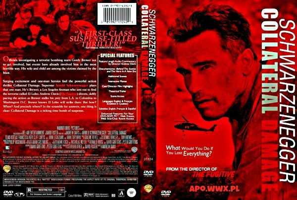 Na własną rękę / Collateral Damage (2002) / LEKTOR PL