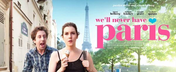 Nie dla nas Paryż / We'll Never Have Paris (2014) PL BRRip Xvid-KiER / Lektor PL