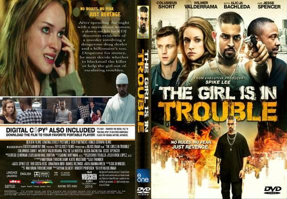 Dziewczyna ma kłopoty / The Girl Is In Trouble (2015) PL.WEB-DL.XviD-KiER / Lektor pl
