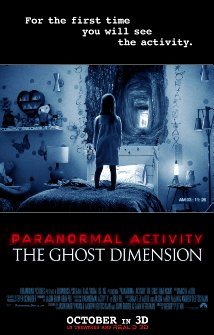 Paranormal Activity: The Ghost Dimension / Paranormal Activity: inny wymiar (2015)