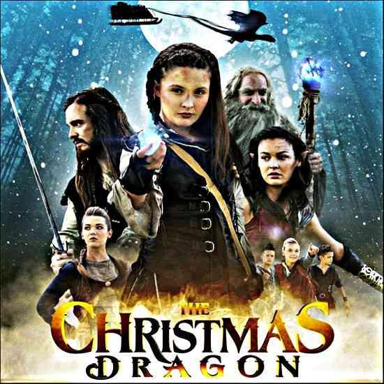 Świąteczny smok / The Christmas Dragon (2014) PL BRRip Xvid-KiER / Lektor PL
