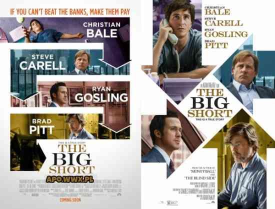 Bale, Carell, Gosling, Pitt