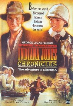 Przygody młodego Indiany Jonesa: Moja pierwsza przygoda(2000) TV The Adventures of Young Indiana Jones: My First Adventure