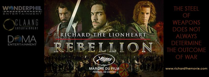 Richard The Lionheart Rebellion