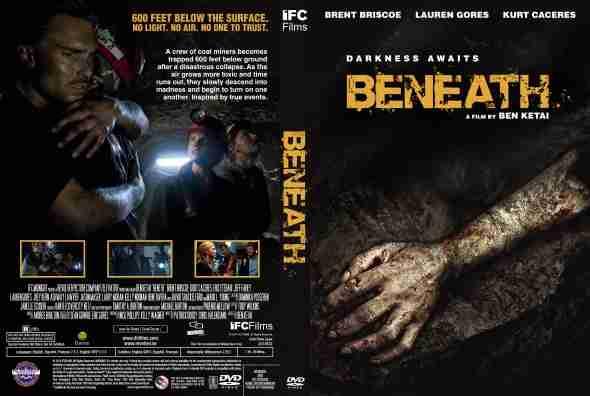 Z głębi / Beneath (2013) PL BRRip XviD-KiER / Lektor PL