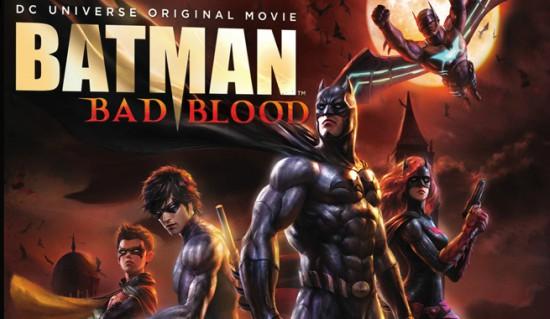 Batman: Bad Blood / Batman: Mroczne czasy