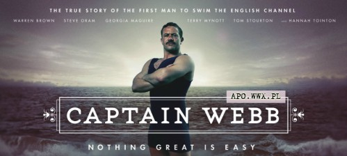 Kapitan Webb / Captain Webb (2015) PL HDTV XviD-RAiN / LEKTOR PL