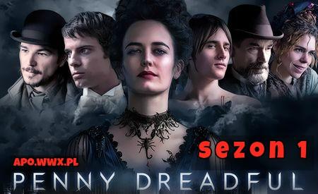 Dom grozy / penny dreadful sezon 1