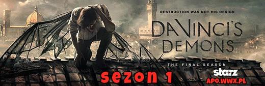 Da Vinci's Demons – sezon 1