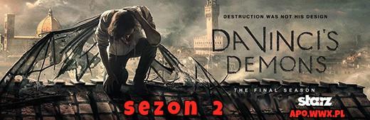 Da Vinci's Demons – sezon 2